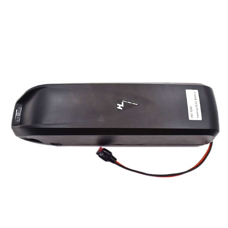 36V 10Ah 18650 lithium ion battery pack for 350W motor electric bike
