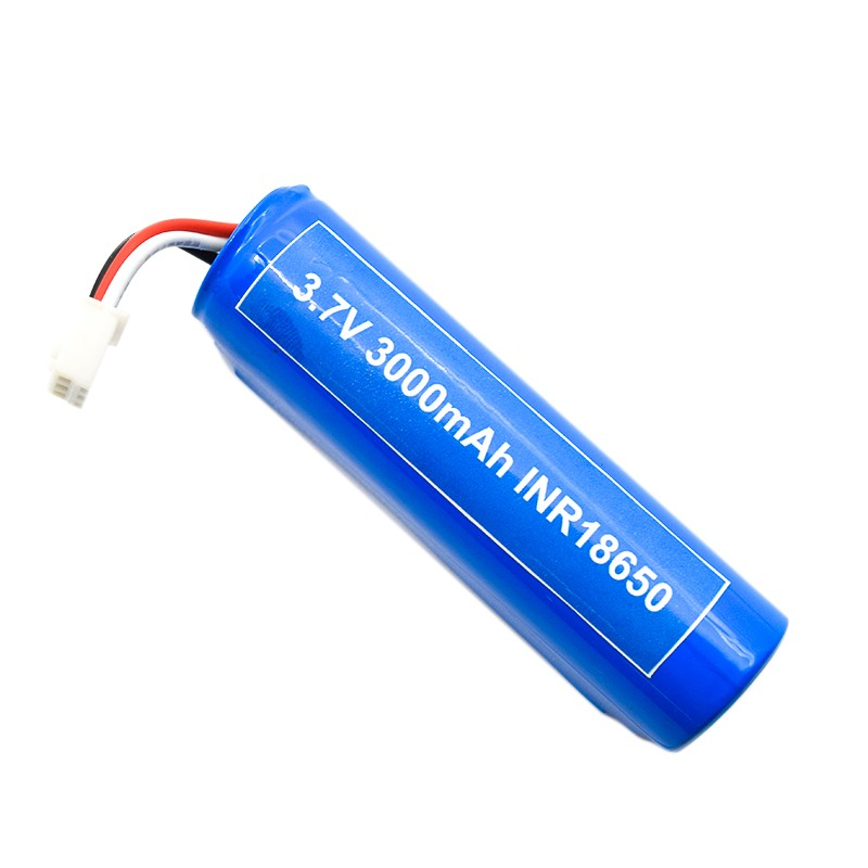 ICR 18650 pouch li-ion cell 3.7v 3000mah rechargeable lithium ion battery
