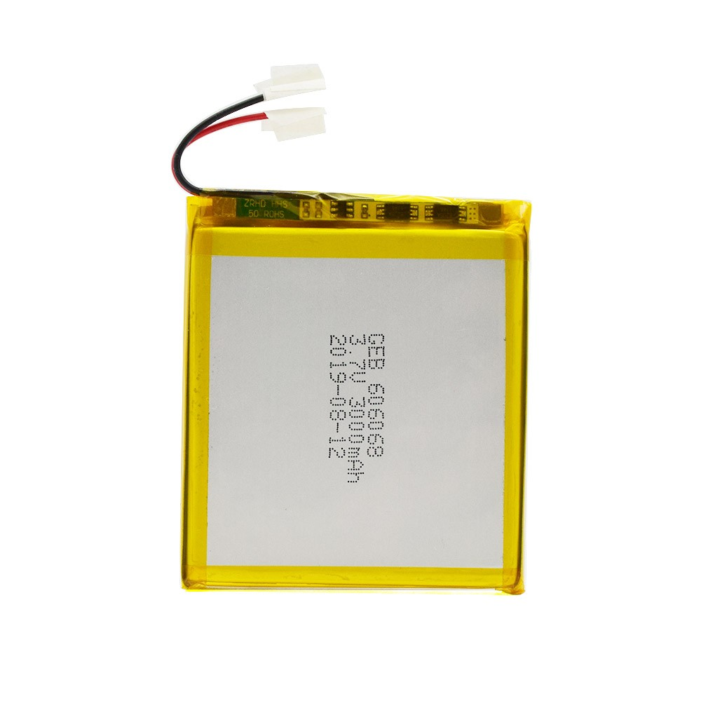 Rechargeable Batteries Lipo Li ion Li-ion Flat Li-polymer Lithium Polymer Battery 3.7V 3000mAh 11.1Wh for Tablet