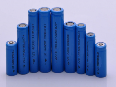 What is the life of a lithium-ion battery?